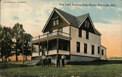 Fox Lake Fishing Club House