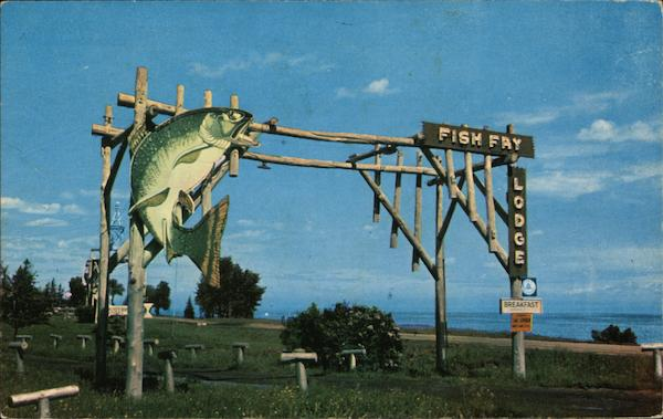 Fish Fry Lodge, 9699 North Shore Drive Duluth Minnesota