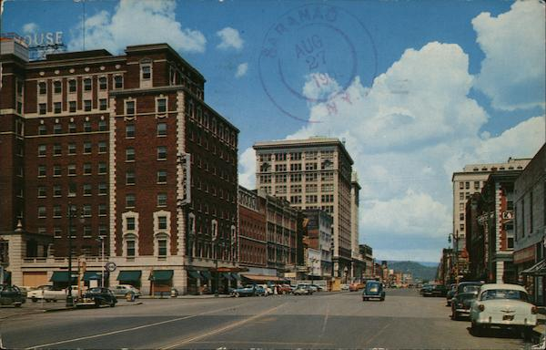 Broad Street Chattanooga Tennessee