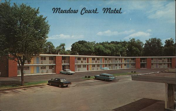 Meadow Court Motel Ithaca New York