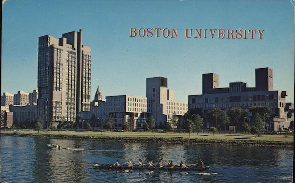 Boston Univeraity Charles River Campus Massachusetts
