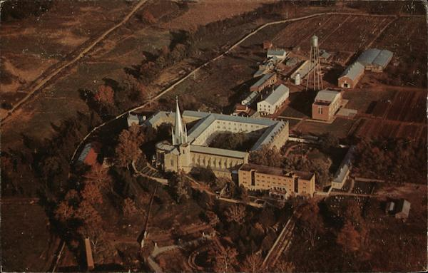Abbey of Our Lady of Gethsemani New Haven Kentucky