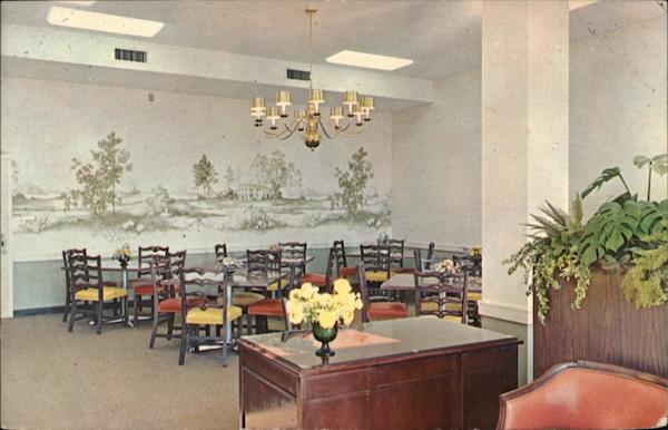 Plymouth Place - Dining Room La Grange Park Illinois