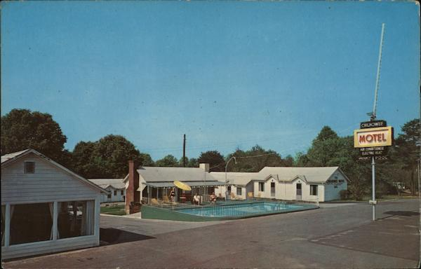 Chilhowee Motel Knoxville Tennessee