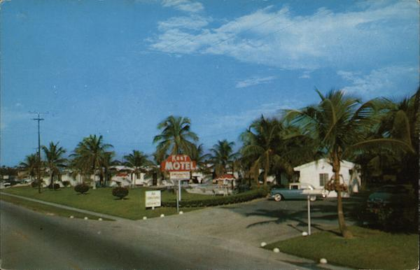 Atkinson's Kent Motel and Modern Cottages Goulds Florida