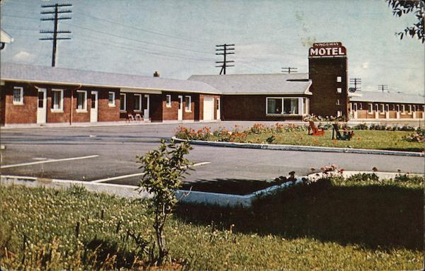 Kingsway Motel Fort William Canada Ontario