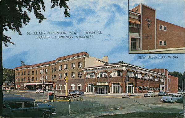 McCleary Thornton-Minor Hospital Excelsior Springs Missouri