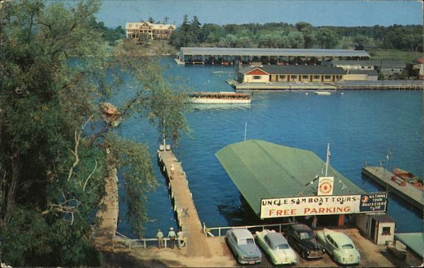 Uncle Sam's Boat Docks Alexandria New York
