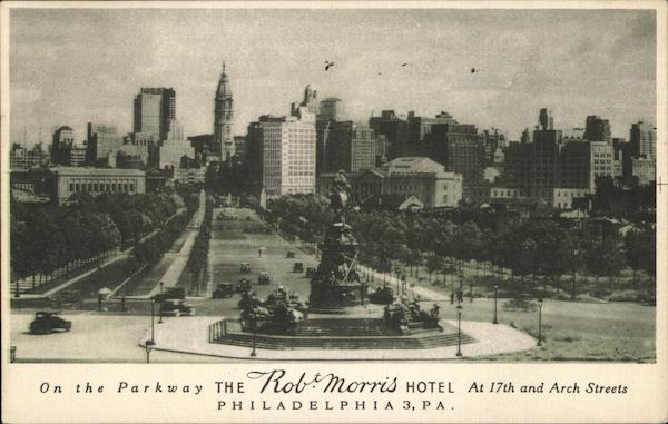 The Robert Morris Hotel Philadelphia Pennsylvania