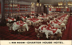 The Rib Room, Charter House Hotel