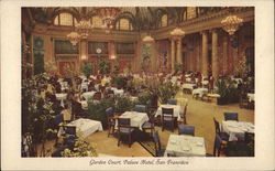 Garden Court at Palace Hotel