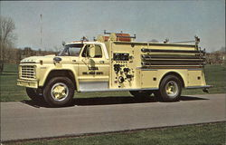 Boyer Pumper Delivered to: Iberia Paris Police Jury