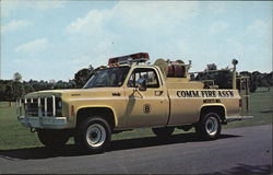 Boyer Brush Truck
