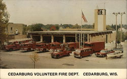 Cedarburg Volunteer Fire Dept.