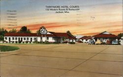 Tarrymore Hotel Courts