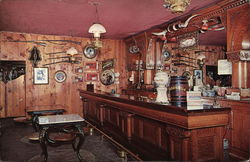The Saloon at Gold Town