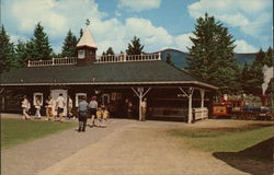 The Train Station, Santa's Village