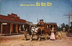 Six Gun City