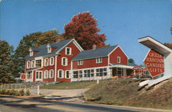 Chocorua Inn Shops Postcard