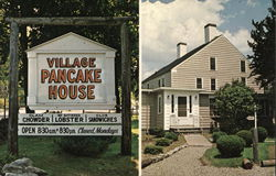 Village Pancake House, Corner Routes 1A and 133