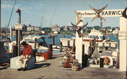 Wychmere Harbor, Cape Cod