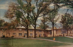 Hubert E. Howard Dormitory, Parsons College