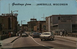 Greetings From Janesville, Wisconsin