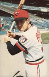 Glenn Borgmann - Minnesota Twins, Catcher