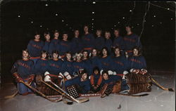 Photo Of Hockey Team