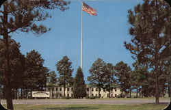 Headquarters at Fort Jackson