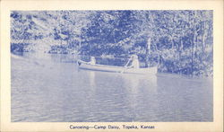 Camp Daisy - Canoeing