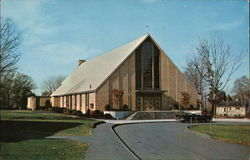 St. Florence's Roman Catholic Church Postcard
