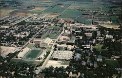 Kansas State University from the Air
