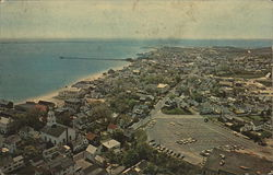 Provincetown Looking West Postcard