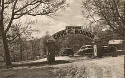 Entrance Arch to Cave of the Mounds