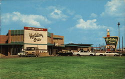View of Holiday Inn Postcard