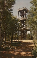 Lookout Tower, Rib Mountain