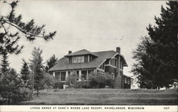 Lodge Annex at Kane's Moens Lake Resort