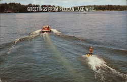 Greetings from Pelican Lake