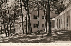 Chapin Hall, Conference Point Camp on Lake Geneva