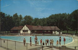 Read Park - Swimming Pool and Bathhouse