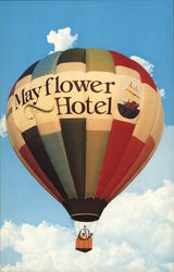 Mayflower Hotel Hot Air Balloon