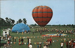 "The Balloon ""Tradewinds"""