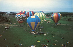 Annual Balloon Race