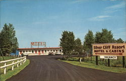 Silver Cliff Resort Postcard