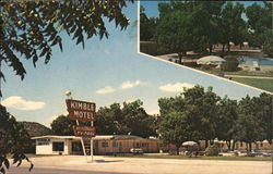 Kimble Motel, U.S. Highways 83-290-377
