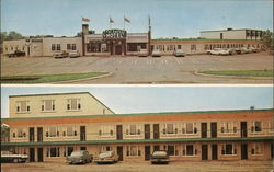 Caswell Motor Hotel Postcard