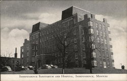 Independence Sanitarium and Hospital