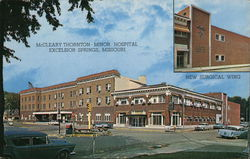 McCleary Thornton-Minor Hospital Postcard