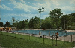 Bellefontaine Municipal Swimming Pool
